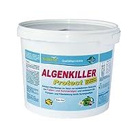 Algenkiller Protect - Wasserpflege für Garten- und Schwimmteiche