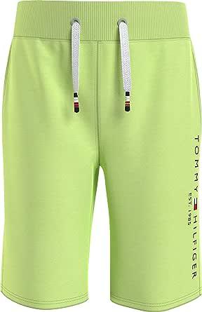 Tommy Hilfiger Essential Sweatshort Pantalones Cortos para Niños