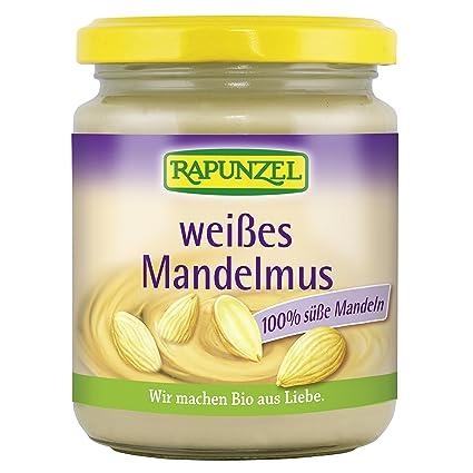Crema de Almendras tostadas Rapunzel 250 g