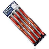 com-four® 4X Portaherramientas magnético - Banda magnética para Herramientas - Carril magnético para el Taller…