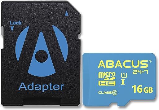 carte sd samsung a3 2020 Amazon.com: Abacus24 7 16GB Micro SD Memory Card for Samsung