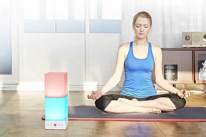 Yoga de proyección - Meditación | onia Table - Luz de ...