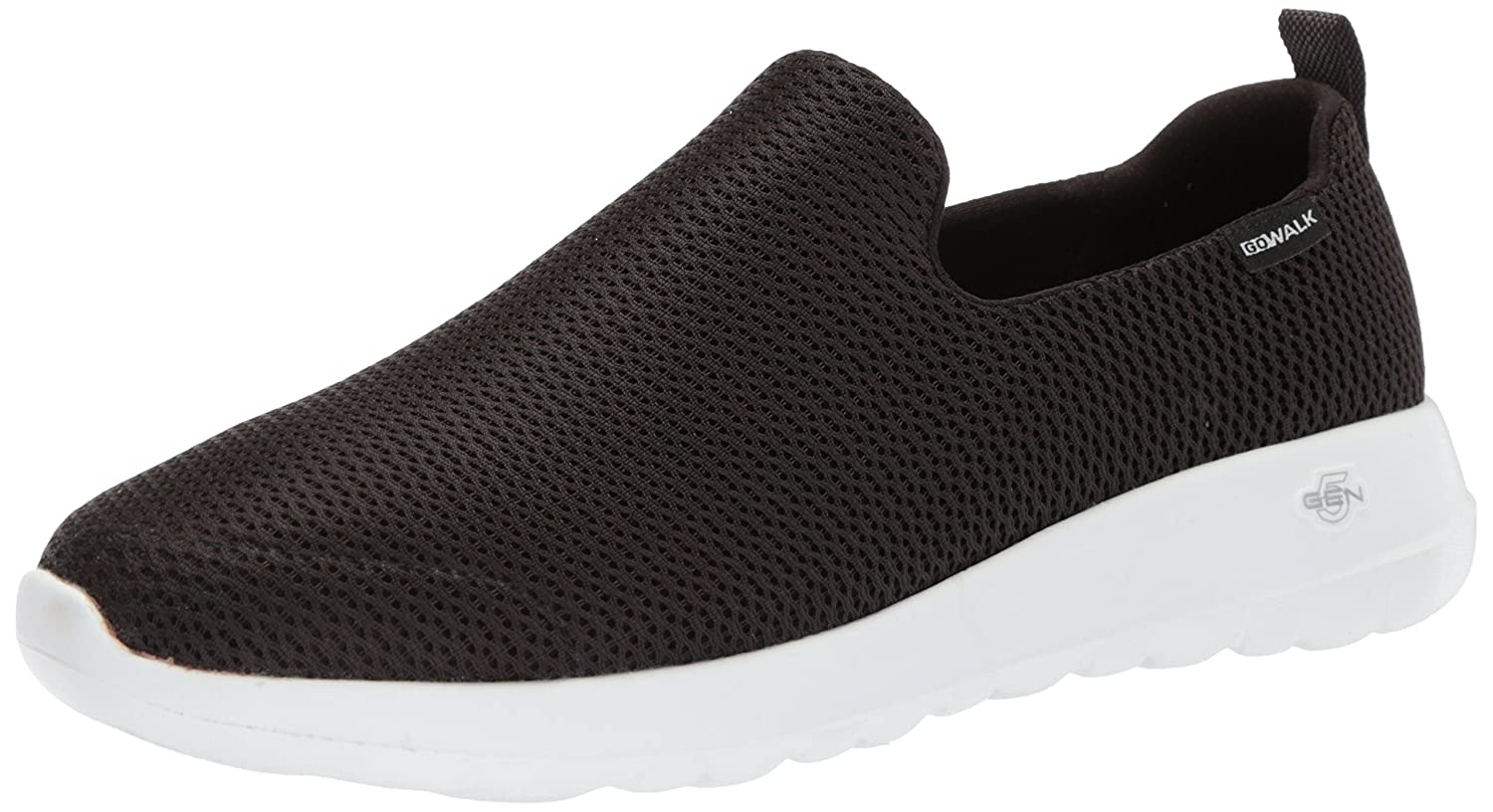 Skechers Herren Slipper Go Walk Max Schwarz Weiß  | New Products
