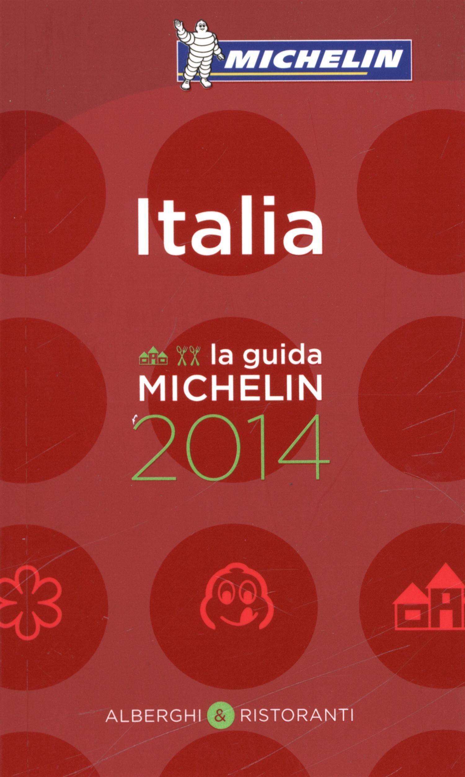 MICHELIN Guide Italia 2014 (Michelin Guide/Michelin) (Italian Edition)