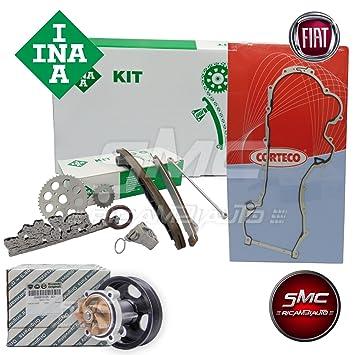 Kit de distribución completo original INA + bomba de agua original OE: Amazon.es: Coche y moto
