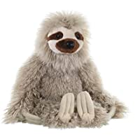 Wild Republic Cuddlekin Three Toed Sloth 12-in Plush Cuddlekins Deals