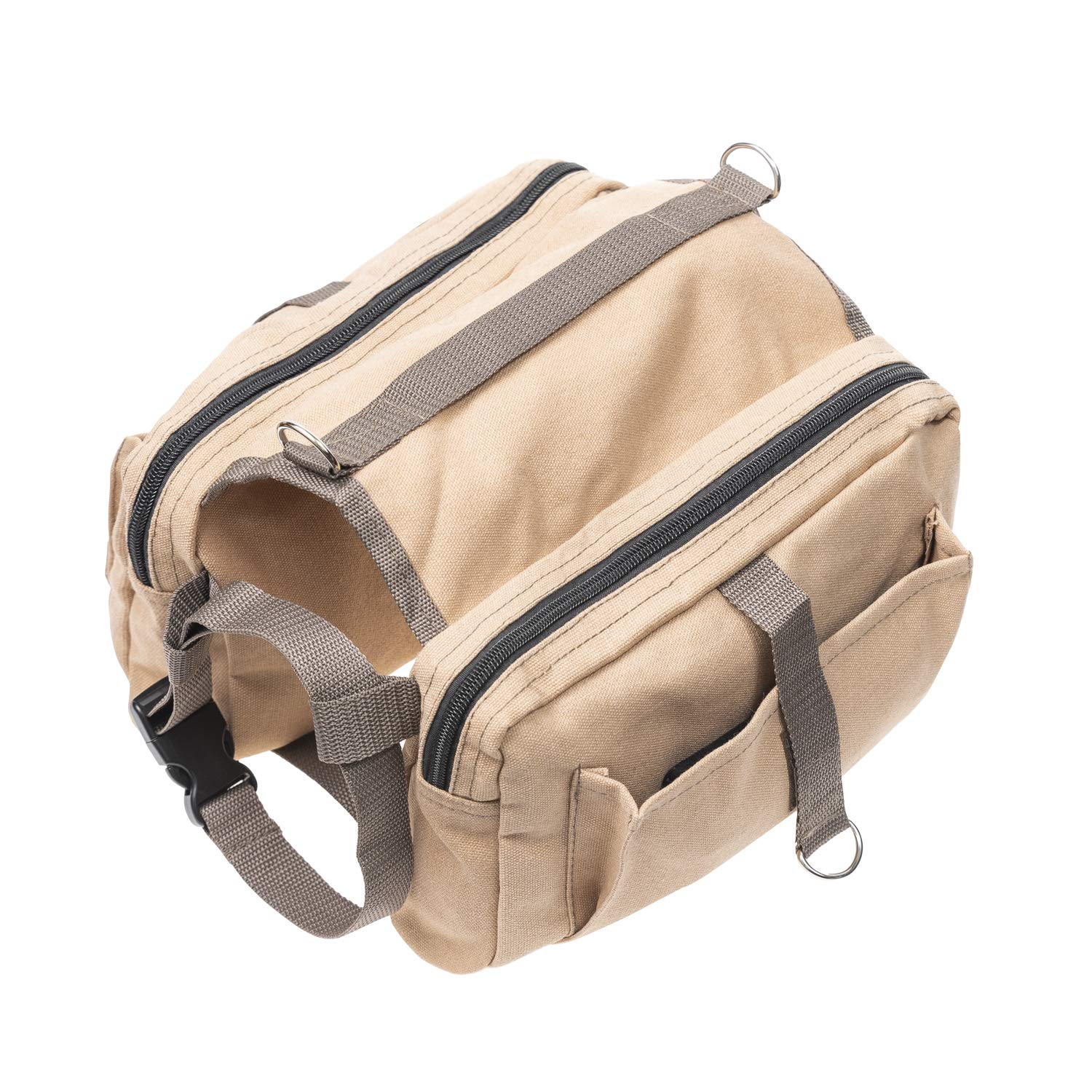 AEXYA Dog Backpack Lightweight - Hiking, Camping, Shopping, Urban Walking with Your pet - for Large Dogs by AEXYA