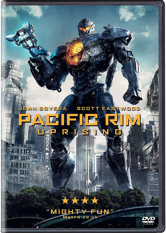Pacific Rim Uprising 2018 Amazon In John Boyega Scott Eastwood Cailee Spaeny Burn Gorman Charlie Day Tian Jing Steven S Deknight Movies Tv Shows