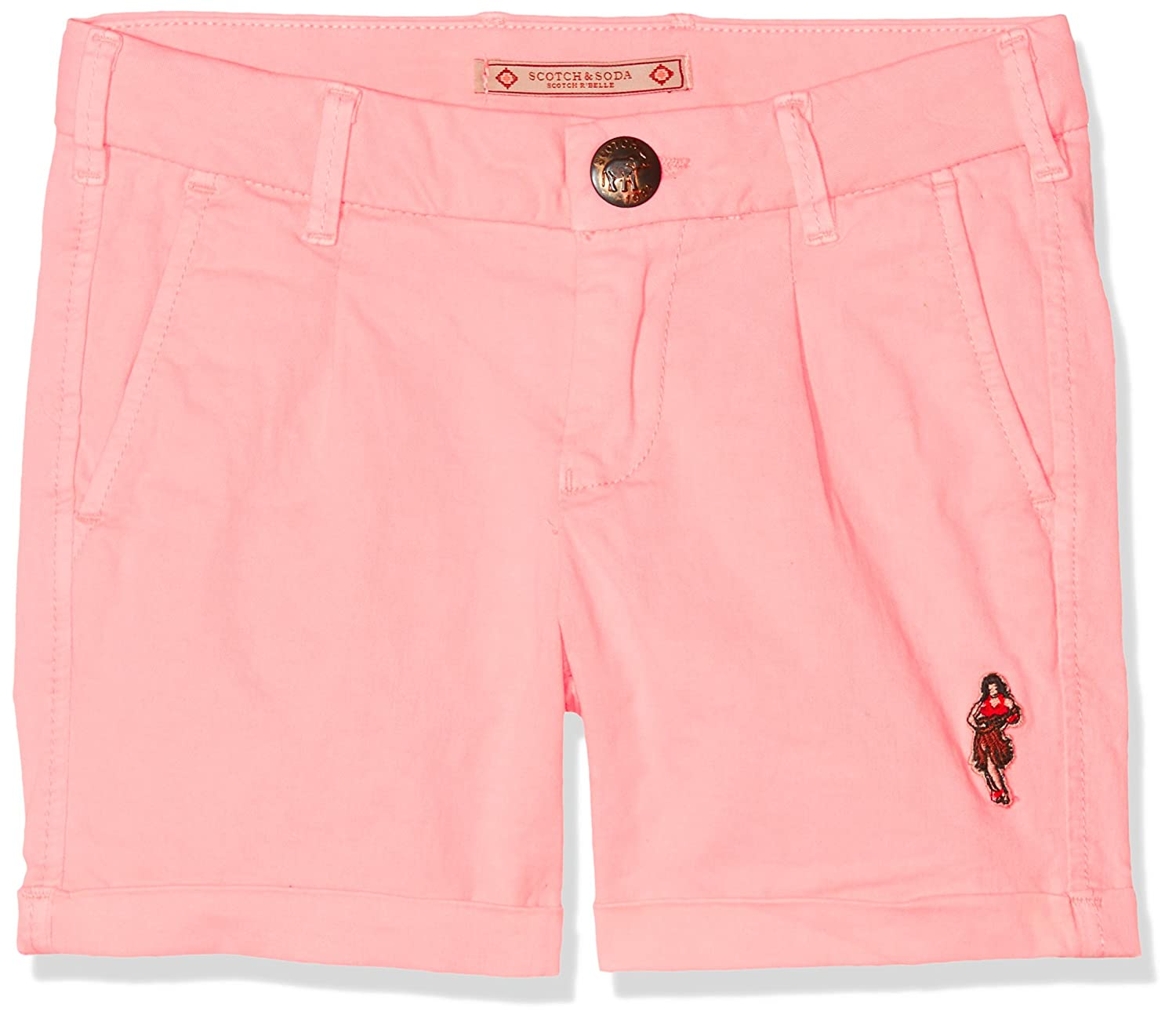 Scotch & Soda Chino Shorts, Pantaloncini Bambina Scotch & Soda RŽBelle 143969