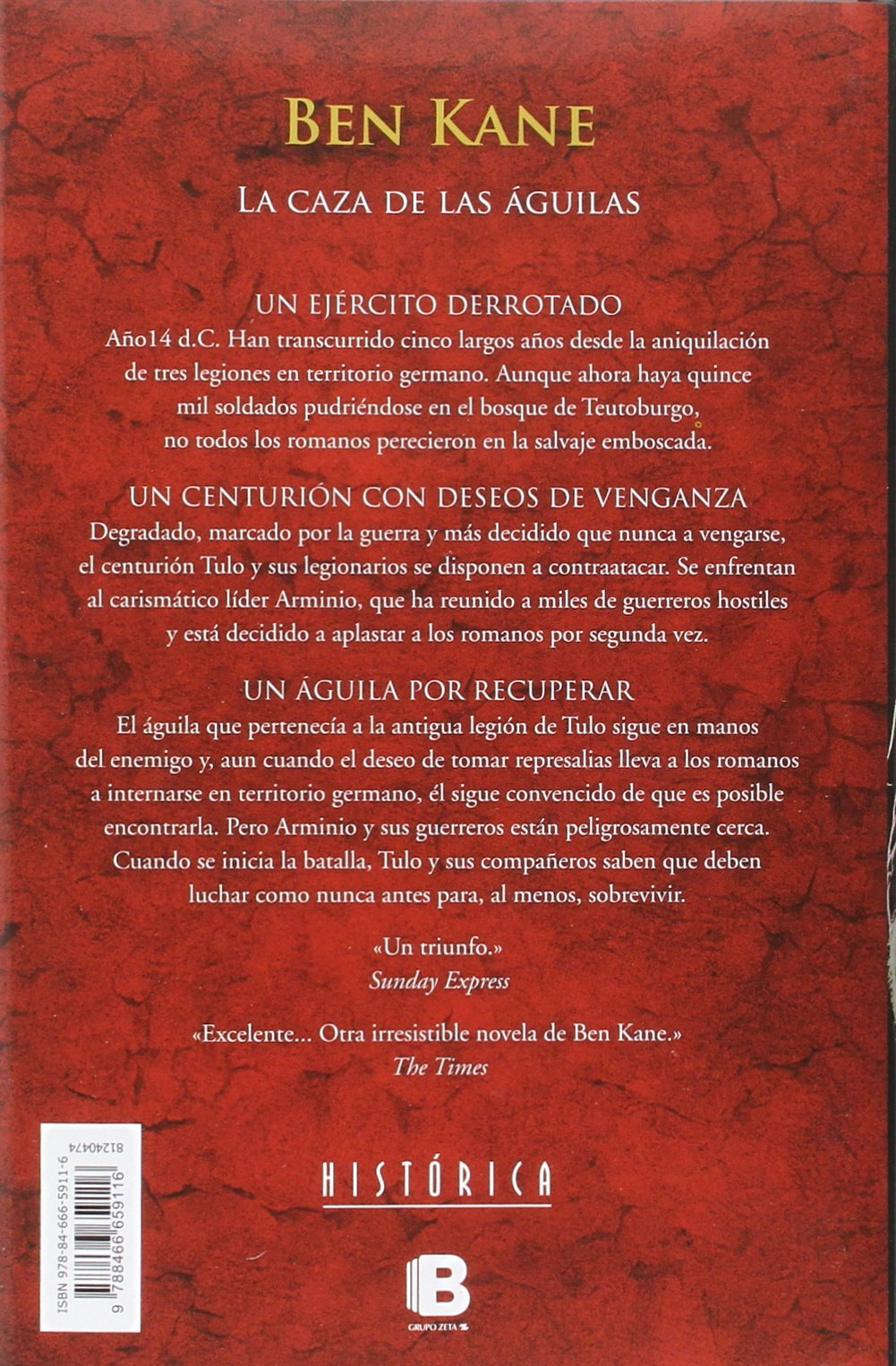 caza de las aguilas la spanish edition ben kane amazoncom books