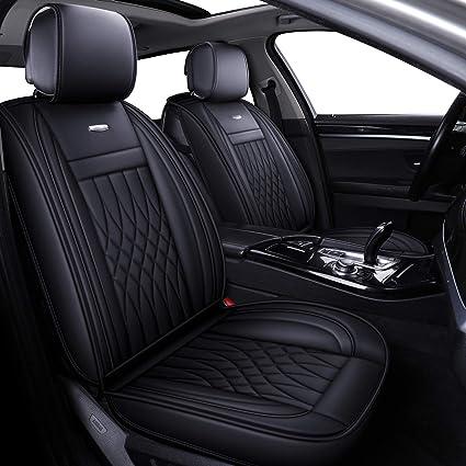 LUCKYMAN CLUB 5 Car Seat Covers Full Set - Best Pick