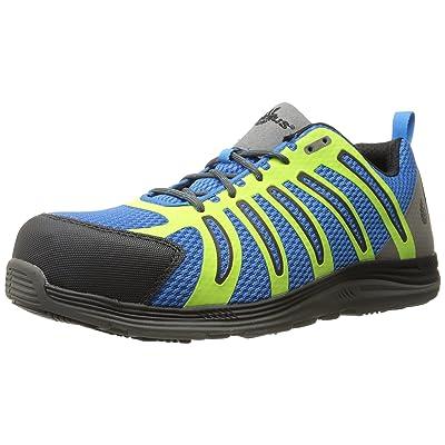 Nautilus 1740 Carbon Composite Fiber Safety Toe Super Light Weight Slip Resistant EH Safety Shoe: Shoes