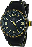 Breda Men's Justin Rubber Watch