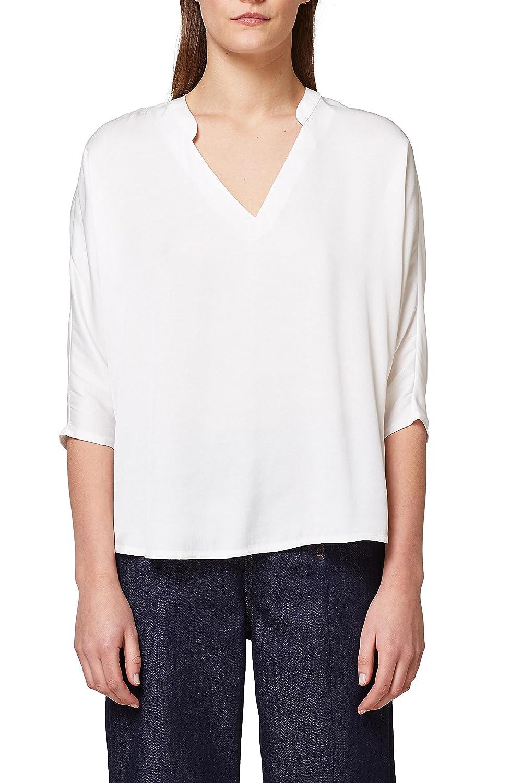 ESPRIT Collection Damen Damen Damen Blause B0797D6H5J Blausen & Tuniken Exportieren b1ea28