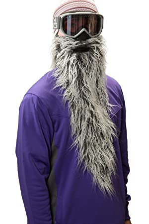 Beardski Easy Rider Máscara de esquí, máscara de snowboard. Protección de la cara,