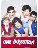 Character World - Coperta 100% poliestere Craze con i One Direction