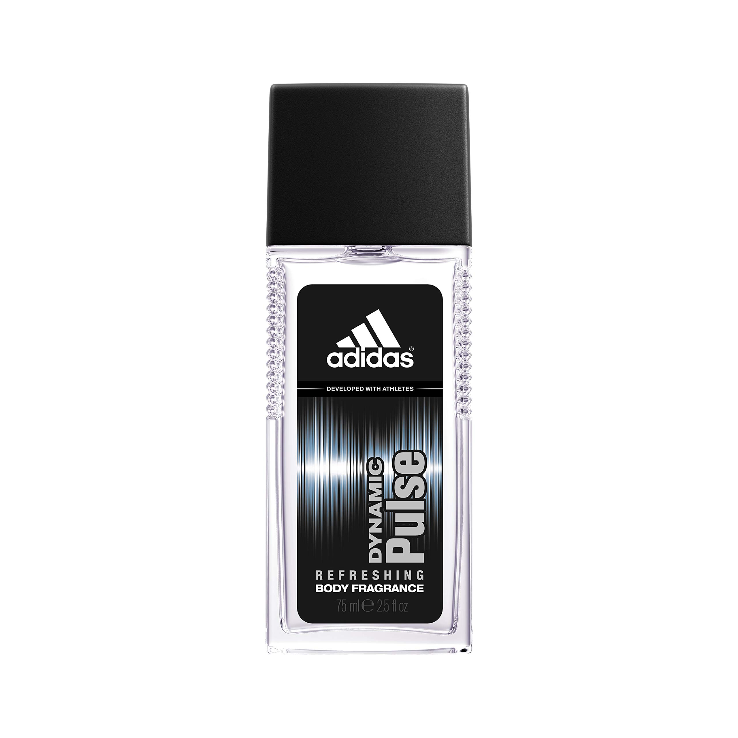 outlet store cd85e d1a2a Adidas Fragrance Body Fragrance Dynamic Pulse Him 2.5 Fluid Ounce  Refreshing Cologne with notes of Mint