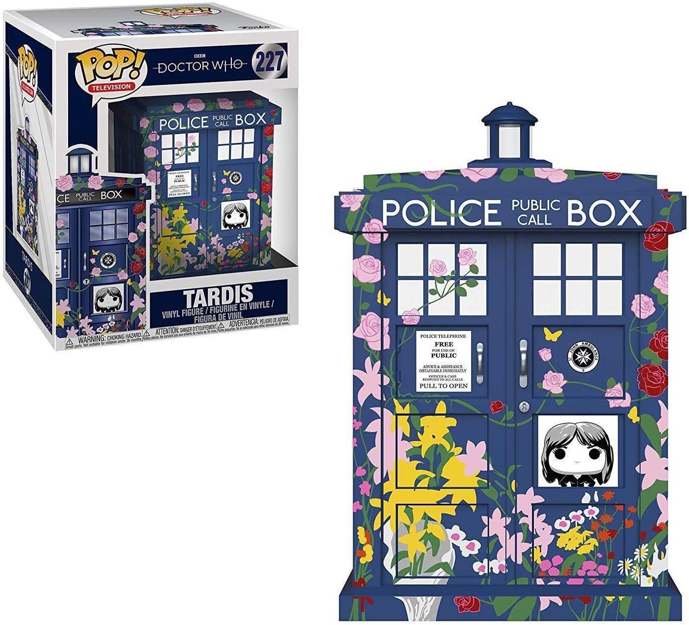 Funko 33284 Pop Vinilo: Doctor Who: 6
