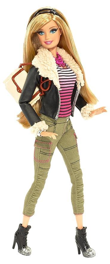 Barbie Muñeca Glam Luxe style II(Mattel BLR58)