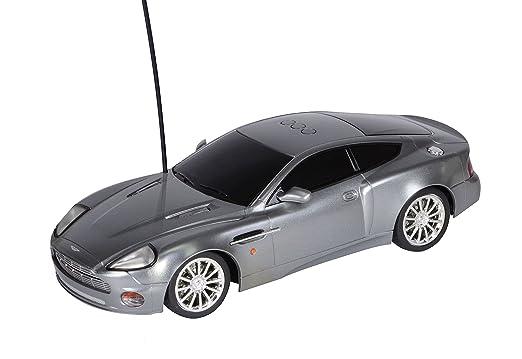 8 opinioni per James Bond- Automobile radiocomandata Aston Martin con effetti luminosi e sonori