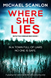 Where She Lies: A gripping Irish detective thriller with a stunning twist (Detective Finnegan Beck Book 1)