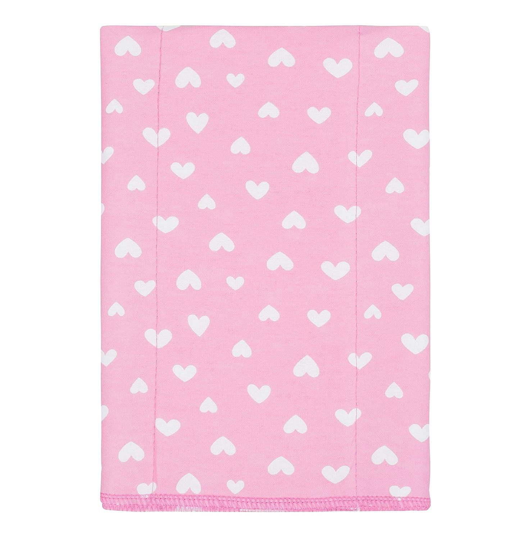 30 x 30 Gerber Baby Girls 4-Pack Receiving Blanket Pink Fox