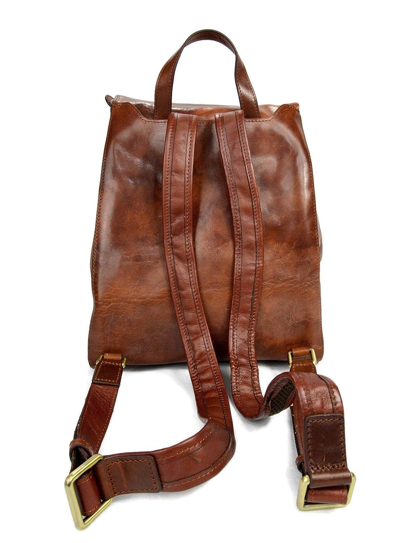 c6a2ec1ad03d7 Leder rucksack kalb leder handtasche schulter menner damen rucksack leder  handtasche ledertasche gürteltasche leder hüfttasche braun größeres Bild