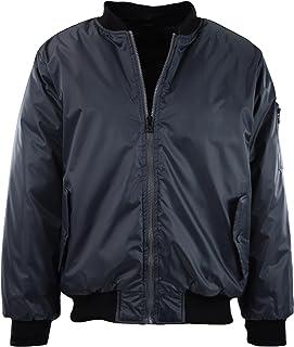 ChoiceApparel Mens Premium Quality Bomber Flight Jacket