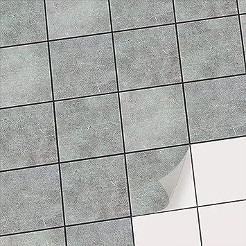 creatisto Fliesendeko Dekosticker zum Fliesen überkleben Fliesenfolien |  Fliesen Sticker Aufkleber Folie selbstklebend Bad renovieren Küche ...