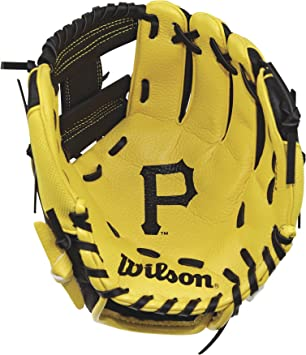 Wilson A200 Youth MLB - Guante de pelota de fútbol de 25,4 cm en ...