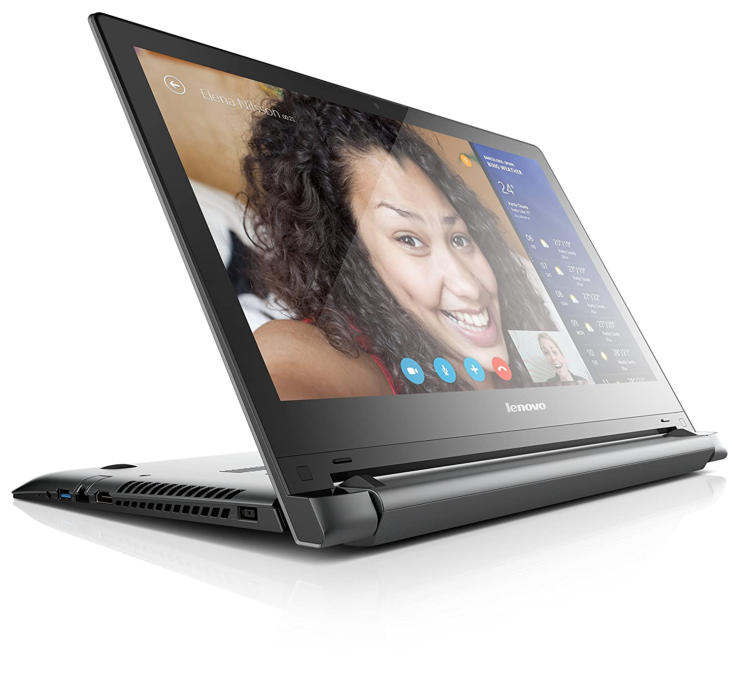 Lenovo Flex 2 14 140 Inch Touchscreen Convertible Laptop Core I5 4GB