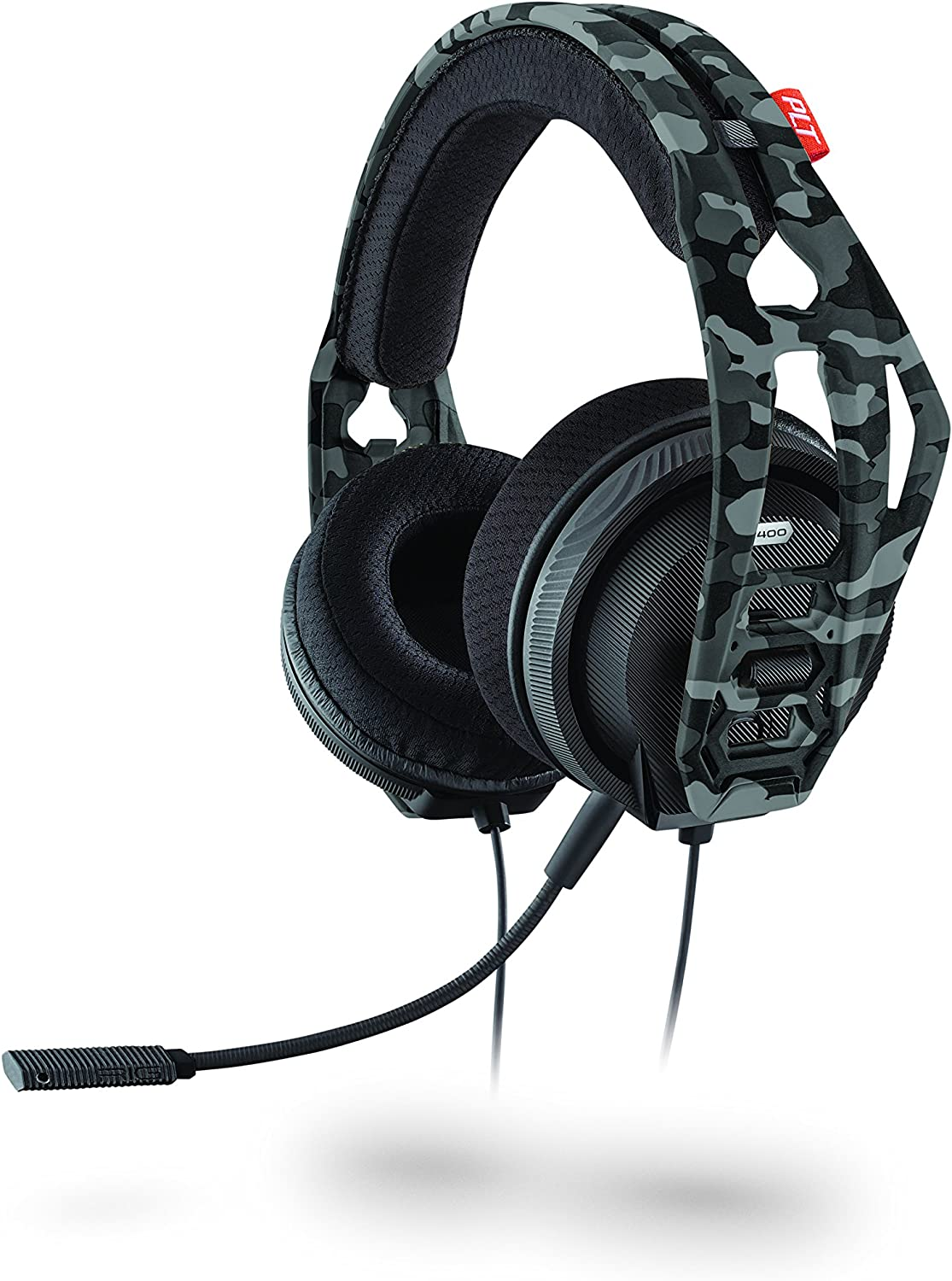 Plantronics RIG 400HX Gaming Headset Urban Gray Camo (Xbox One)