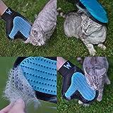 misterrmar Pet Grooming Glove Brush - Gentle