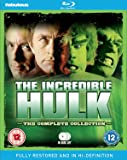 The Incredible Hulk: The Complete Seasons 1-5 [DVD] [1977]