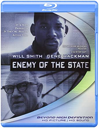 Enemy of the State 1998 1080p 1080p BRRip x264 AAC - Hon3y Torrent