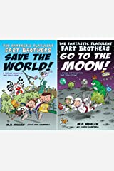 The Fart Brothers Adventures (2 Book Series) Kindle Edition