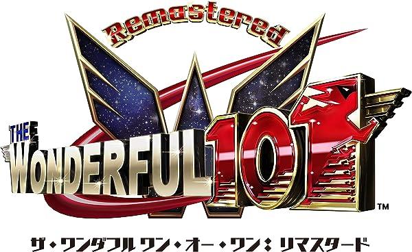 The Wonderful 101: Remastered - PS4 (【初回限定特典】スペシャルステッカー 封入)
