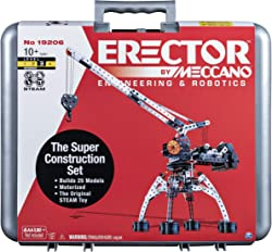 Top 10 Best Erector Sets for Kids (2020 Reviews & Guide) 2