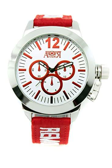 Aviador AV-1047. Reloj de hombre, colección RBF Cabujon