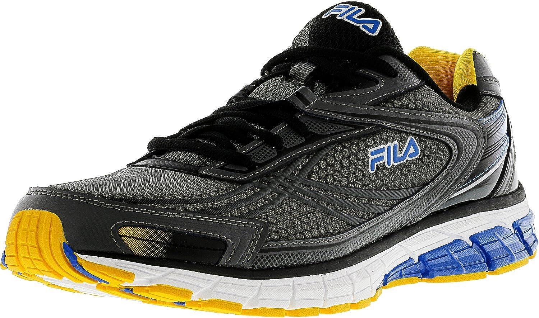 najbardziej popularny super tanie topowe marki Amazon.com | Fila Men's Nitro Fuel 2 Energized Sneakers ...