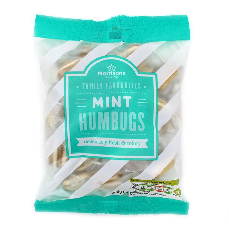 Morrisons Kitchen Appliances Morrisons Mint Humbugs 200g Amazoncouk Prime Pantry