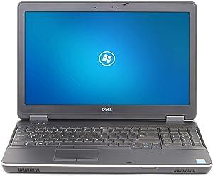 """Dell Latitude E6540 Laptop, Quad Core i7 4800MQ 2.7Ghz, 16GB DDR3, 1TB SSD Hard Drive, 1080p 15.6"""" FHD LCD, AMD Radeon HD 8790M 2GB GDDR5, HDMI, Windows 10 Pro (Refurbished)"""