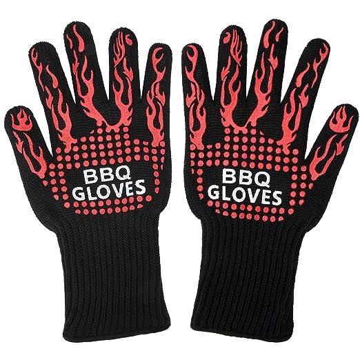 56 opinioni per Guanti da forno Danibos calore qualità guanti guanti resistenti guanti da forno