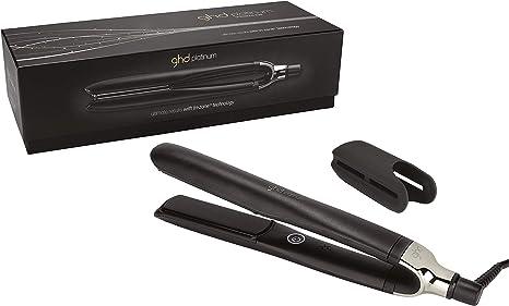 ghd platinum negra - Plancha de pelo profesional, tecnología tri-zone: Amazon.es: Salud y cuidado personal