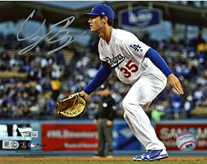 Fanatics Authentic Certified Cody Bellinger Los Angeles Dodgers Autographed 8 x 10 Hitting Home Run Photograph