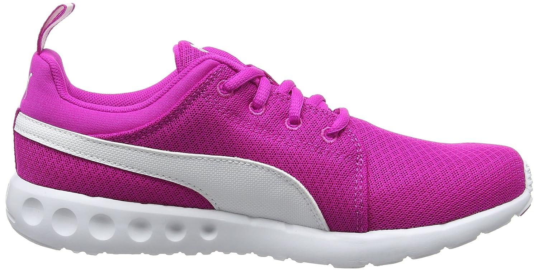 Puma Carson Mesh WN's, Damen Laufschuhe, Violett (Magenta Purple-Pink Glo 02), 38 EU (5 UK)