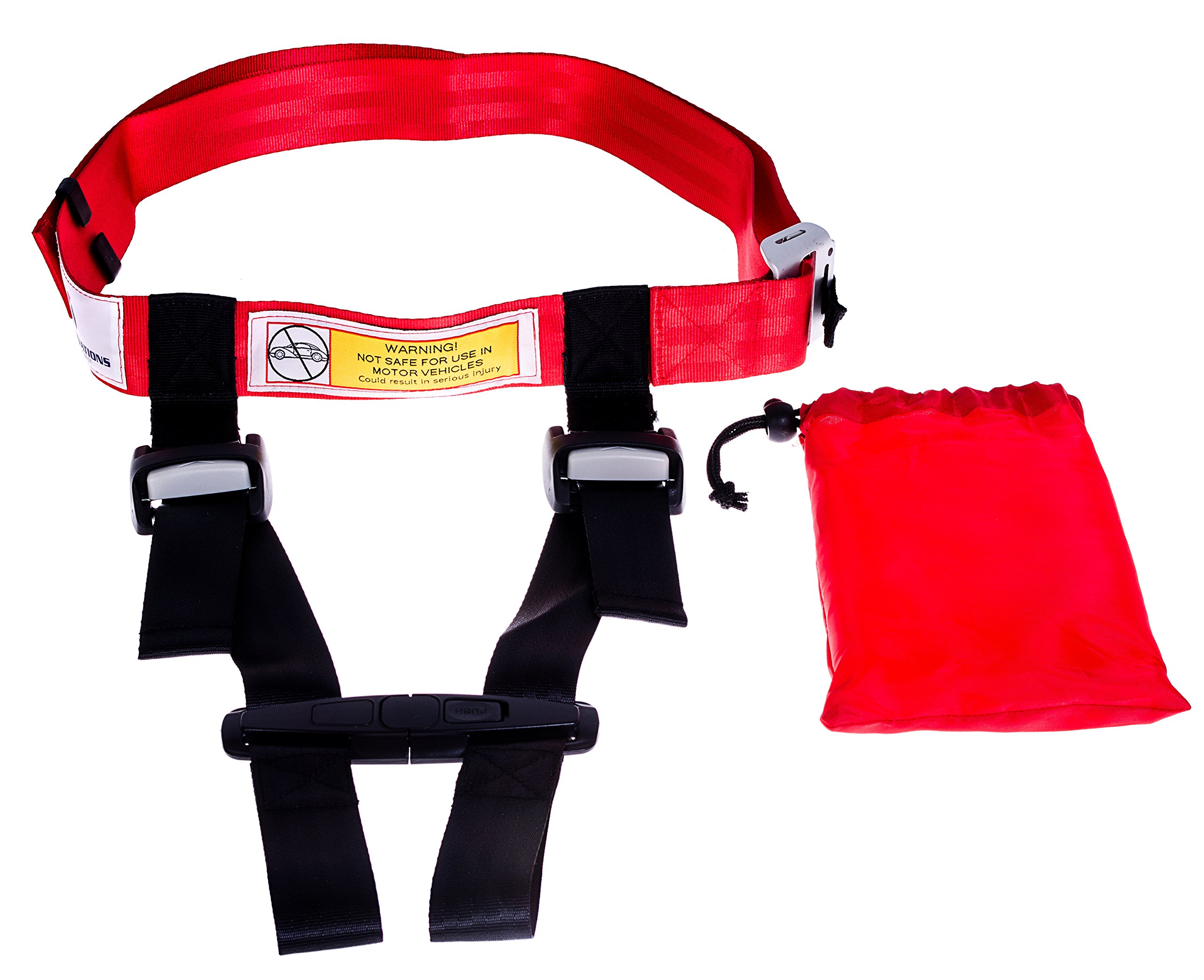 Airplane Safety Harness with Free Carry Bag - Baby Airplane Travel Harness for Safe Flying with Baby - Child Safety Harness for Air Travel, 1pcs - Specifically for Aviation Travel