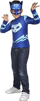 Viving Costumes Disfraz Catboy Camiseta, (231302): Amazon.es ...