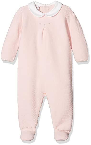 PAZ Rodriguez 005-60205, Pelele para Bebés, (Rosa Tiza/Angora)
