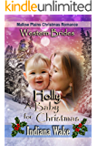 Holly - A Baby for Christmas (Mallow Plains Christmas Romance Book 1)